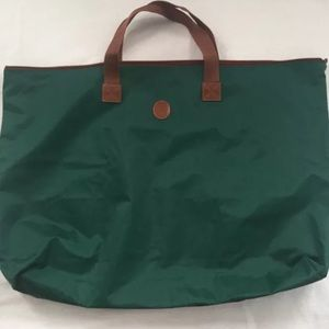 Polo by Ralph Lauren Green Tote Bag